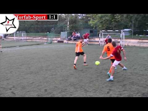 "Torfabrik - Sport-IngF 2:2 - ""VII. Újbuda Sportcentrum Live Soccer League"" 3.forduló - SZERDA"