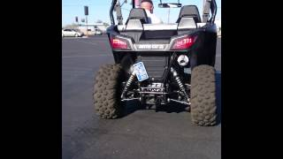 Evolution Powersports Wildcat Trail AFR Tests and Exhaust Sound Clips
