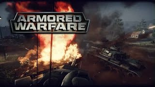 Armored Warfare M60A2 Starship gameplay pl