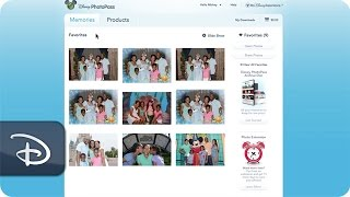 How-To Download Your Photos | Disney
