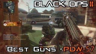 Black Ops 2 Best Guns - PDW-57 (Nuketown 2025 gameplay)
