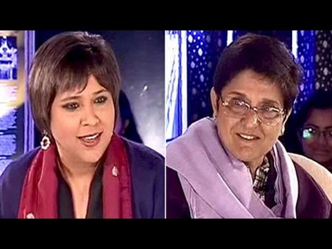 Wave for me at par with Modi wave of 2014, says Kiran Bedi to NDTV