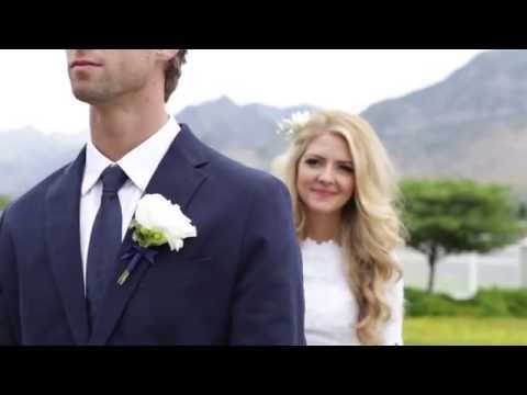 Timp Temple + Sleepy Ridge Wedding Video for Shelby & Dustin by Utah Wedding Videographer