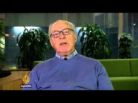 UpFront - Hans Blix on ISIL, climate change and nuclear threats