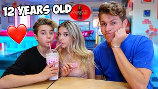 THIRD WHEELING 12 YEAR OLD RELATIONSHIP! w/ Gavin and Coco