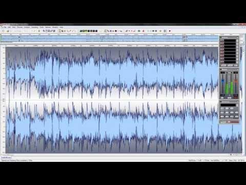 Steinberg Wavelab 6 Audio a MP3