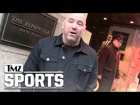 Dana White Says Conor McGregor Is 'Going to Jail,' Fighting Future in Jeopardy | TMZ Sports
