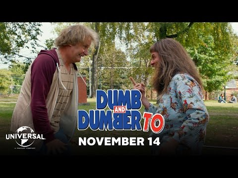 Dumb And Dumber To - In Theaters November 14 (TV Spot 5) (HD)
