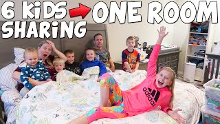 Why ALL SIX of My Kids Are Sleeping in My Room || Mommy Monday