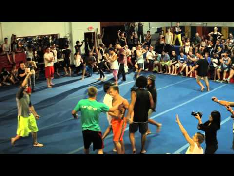 Loopkicks 2014 Final Tricking Battle - Torque, Loopkicks, Vellu, Tim Farley and more