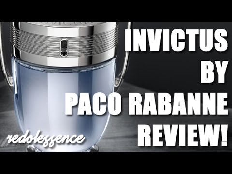 Invictus by Paco Rabanne Fragrance / Cologne Review