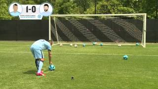 Team Aguero v Team Villa New York Challenge 3