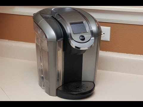 Keurig Coffee Maker Brewing Slow : Descale :: VideoLike