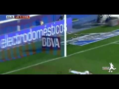 Levante vs FC Barcelona 1-4 All Goals & Full Highlights (Copa del Rey 2014)