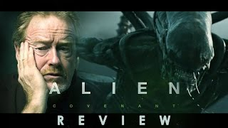 What's Up With RIDLEY? - Alien Covenant Review