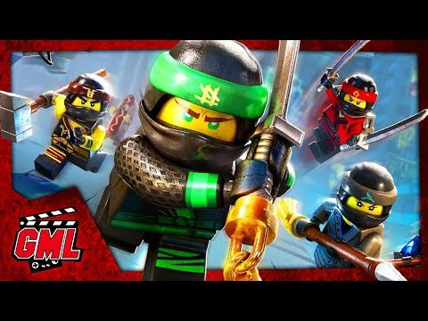 LEGO NINJAGO - Film complet en Francais streaming vf