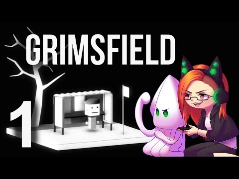 Grimsfield (Point & Click Hipster Game) ~Part 1~ SO HIPSTER IT HURTS