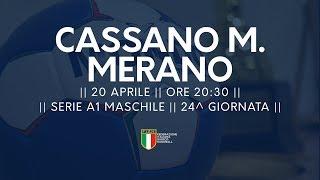 Serie A1M [24^]: Cassano Magnago - Merano 23-20