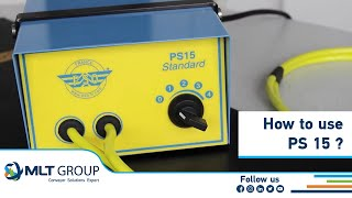 Install your MLT's products with PS15 Belt Skiver
