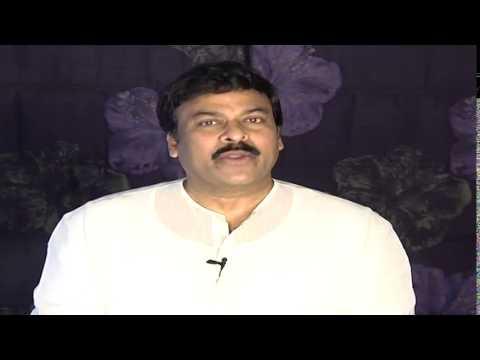 Actor Chiranjeevi on 'Swachh Bharat Mission'