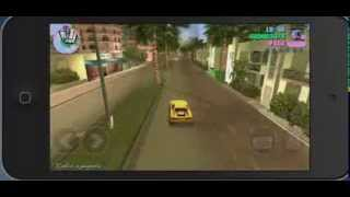 Gameplay Gta vice city capitulo 6 ios ipod 5g