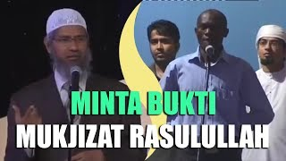 Download Lagu Pemuda Kristen Minta Bukti Mukjizat Nabi Muhammad   Dr. Zakir Naik Gratis STAFABAND