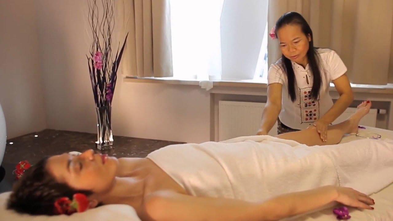 Тайский секс массаж видео на телефон60