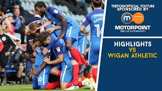 HIGHLIGHTS | The Posh vs Wigan Athletic