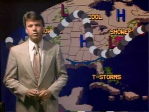 WPDE 11PM News Summer 1988 PT2