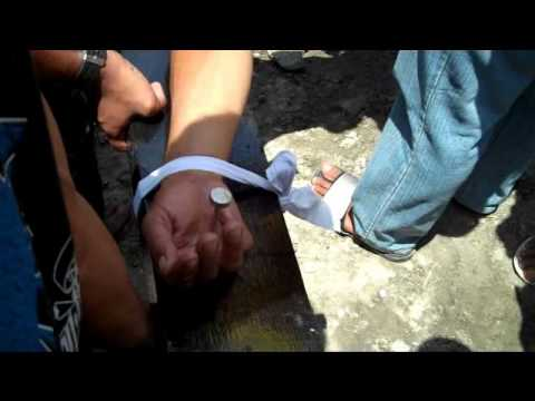 Philippines Crucifixion 2010, Part 2 of 2