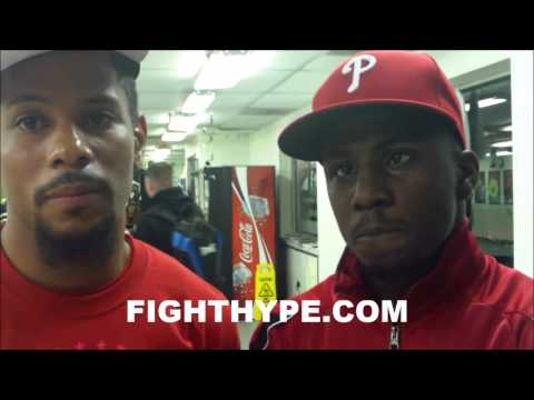 TEVIN FARMER EXCITED FOR FRESH START WITH LOU DIBELLA IM GONNA SHOCK THE WORLD