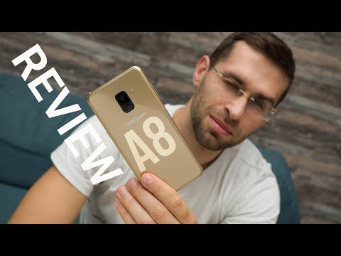 Samsung Galaxy A8 (2018) Review