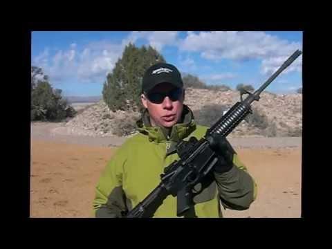 DPMS G2 .308 AR rifle