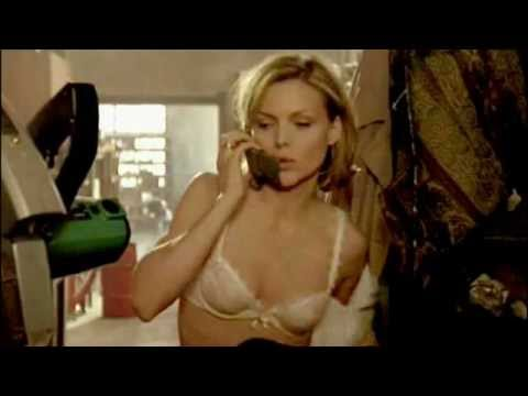 Michelle Pfeiffer Scarface Siren video