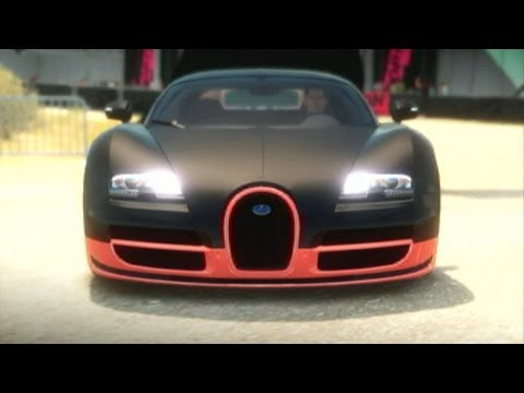 forza horizon road to 100 percent completion part 11 bugatti veyron ss speed. Black Bedroom Furniture Sets. Home Design Ideas