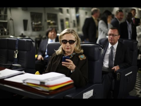 PANIC Over Hillary Clinton Personal Email; Colin Powell Did The Same Thing
