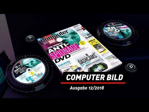 COMPUTER BILD Ausgabe 12 mit Anti-Spionage-DVD