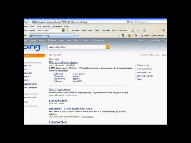 bloquear sites de internet (block access to url)