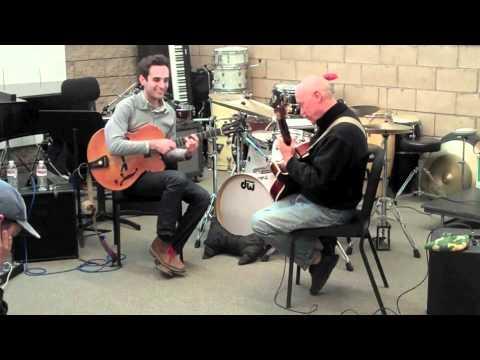 Julian Lage&Randy Vincent - Stella by Starlight at SSU Jazz Forum