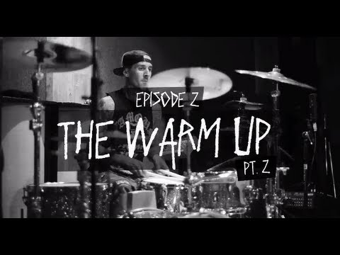 The Crash Course with Travis Barker – Episode 2: The Warm Up Pt 2