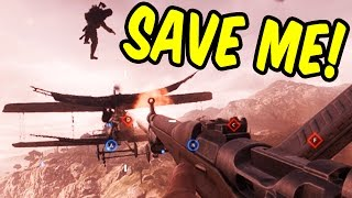 SAVED IN THE LAST SECOND - Battlefield 1 Funny Moments & Epic Stuff