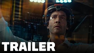 Replicas Trailer (2019) Keanu Reeves, Alice Eve