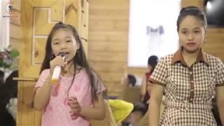 Cả quán nhậu bỏ ăn khi bé gái cất tiếng hát│Duyên Trả Nợ Đời - Bé Hà Vi│St: Long Sơn