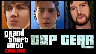 Grand Theft Auto 5 Online - Top Gear