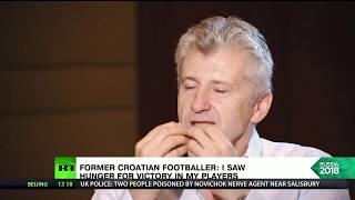 'Those who underestimate the Croatian team may have big problems' – Ex-footballer on World Cup QF