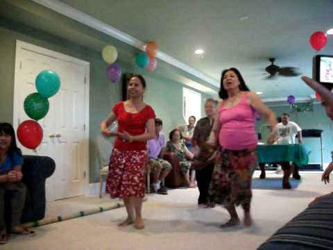 Aunties Dance video