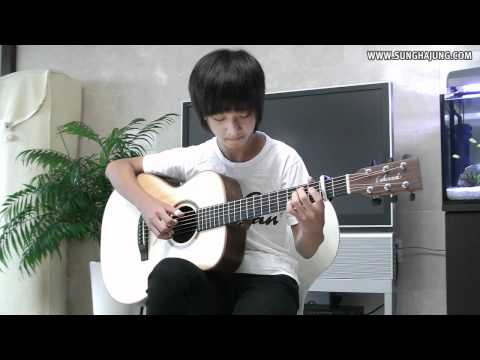 (yiruma) River Flow In You - Sungha Jung video
