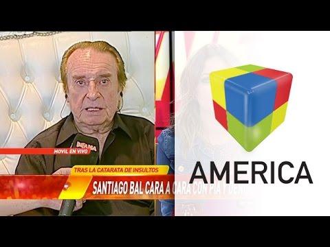Santiago Bal se disculpó con Pía Shaw y Denise Dumas tras haberlas insultado