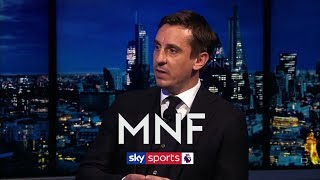 Gary Neville's impassioned response to racism in football | Monday Night Football