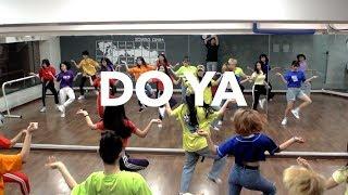 MIND DANCE (마인드댄스) 얼반(Urban)/걸스(Girls) 8:00 Class | SWV - Do ya | 김서연 T